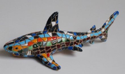 Barcino Designs  Shark 17367
